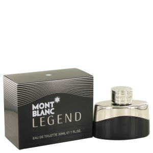 MontBlanc Legend by Mont Blanc Eau De Toilette Spray 1 oz Men