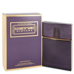 Nirvana Amethyst by Elizabeth and James Eau De Parfum Spray (Unisex) 1.7 oz Women