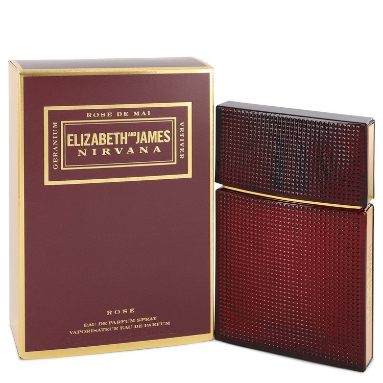 Nirvana Rose by Elizabeth and James Eau De Parfum Spray 1.7 oz Women