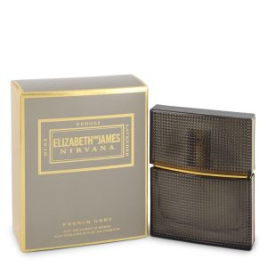 Nirvana French Grey by Elizabeth and James Eau De Parfum Spray (Unisex) 1 oz Women