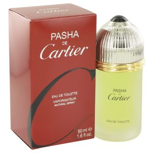 PASHA DE CARTIER by Cartier Eau De Toilette Spray 1.6 oz Men