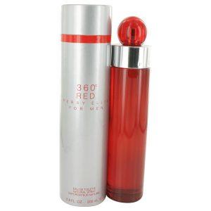 Perry Ellis 360 Red by Perry Ellis Eau De Toilette Spray 6.7 oz Men