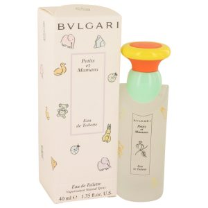Petits & Mamans by Bvlgari Eau De Toilette Spray 1.3 oz Women