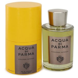 Acqua Di Parma Colonia Intensa by Acqua Di Parma Eau De Cologne Spray 6 oz Men