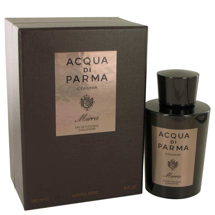 Acqua Di Parma Colonia Mirra by Acqua Di Parma Eau De Cologne Concentree Spray 6 oz Women