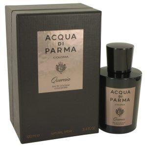 Acqua Di Parma Colonia Quercia by Acqua Di Parma Eau De Cologne Concentre Spray 3.4 oz Men