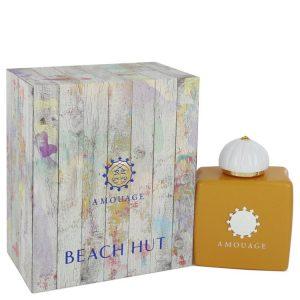 Amouage Beach Hut by Amouage Eau De Parfum Spray 3.4 oz Women