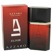 Azzaro Elixir by Azzaro Eau De Toilette Spray 3.4 oz Men
