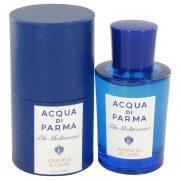 Blu Mediterraneo Arancia Di Capri by Acqua Di Parma Eau De Toilette Spray 2.5 oz Women