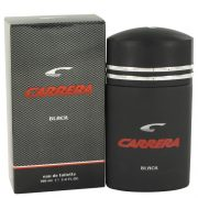 Carrera Black by Muelhens Eau De Toilette Spray 3.4 oz Men