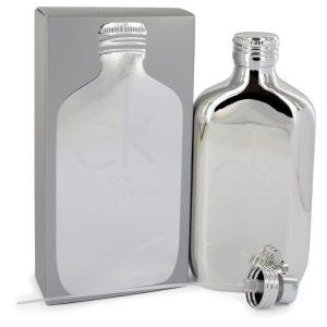 CK One Platinum by Calvin Klein Eau De Toilette Spray (Unisex) 6.7 oz Women