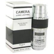 CAMERA LONG LASTING by Max Deville Eau De Toilette Spray 3.4 oz Men
