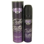 Cuba Tattoo by Fragluxe Eau De Parfum Spray 3.4 oz Women