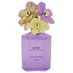 Daisy Eau So Fresh Twinkle by Marc Jacobs Eau De Toilette Spray (Tester) 2.5 oz Women