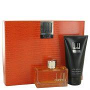 Dunhill Pursuit by Alfred Dunhill Gift Set -- 2.5 oz Eau De Toilette Spray + 5 oz After Shave Balm Men