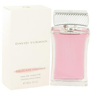 David Yurman Delicate Essence by David Yurman Eau De Toilette Spray 3.4 oz Women