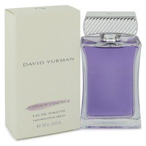 David Yurman Summer Essence by David Yurman Eau De Toilette Spray 3.4 oz Women