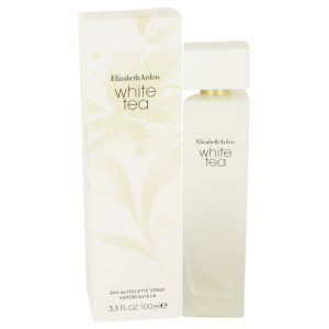 White Tea by Elizabeth Arden Eau De Toilette Spray 3.3 oz Women