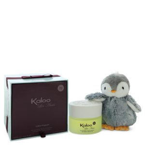 Kaloo Les Amis by Kaloo Alcohol Free Eau D'ambiance Spray + Free Penguin Soft Toy 3.4 oz Men