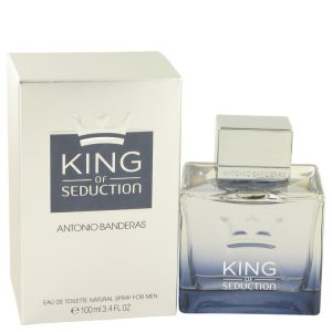 King of Seduction by Antonio Banderas Eau De Toilette Spray 3.4 oz Men
