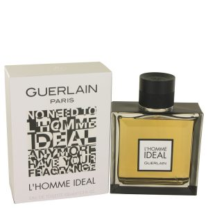 L'homme Ideal by Guerlain Eau De Toilette Spray 3.3 oz Men