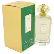Live In Love by Oscar De La Renta Eau De Parfum Spray 3.4 oz Women
