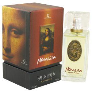 Mona Lisa by Eclectic Collections Eau De Parfum Spray 3.4 oz Women