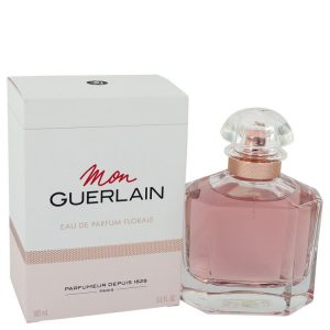 Mon Guerlain Florale by Guerlain Eau De Parfum Spray 3.4 oz Women
