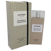 Notebook Patchouly & Cedar Wood by Selectiva SPA Eau De Toilette Spray 3.4 oz Men