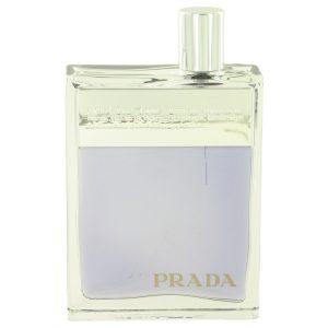 Prada Amber by Prada Eau De Toilette Spray (Tester) 3.4 oz Men
