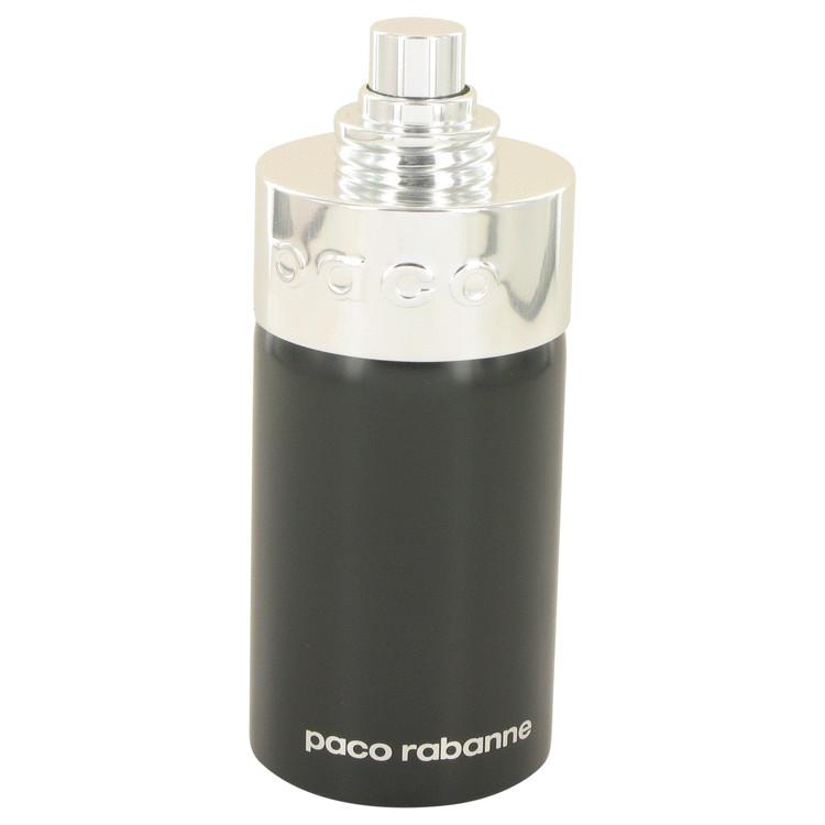 PACO Unisex by Paco Rabanne Eau De Toilette Spray (Unisex Tester) 3.4 oz Men