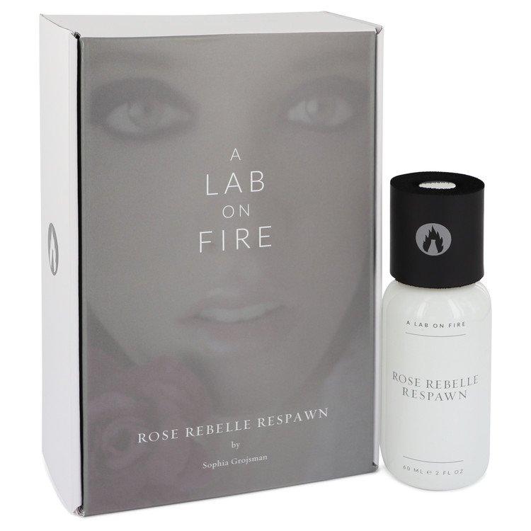 Rose Rebelle Respawn by A Lab on Fire Eau De Toilette Spray 2 oz Women