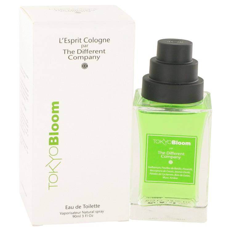 Tokyo Bloom by The Different Company Eau De Toilette Spray (Unisex) 3 oz Women