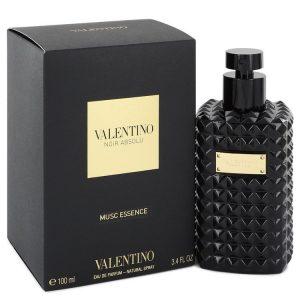 Valentino Noir Absolu Musc Essence by Valentino Eau De Parfum Spray (Unisex) 3.4 oz Women