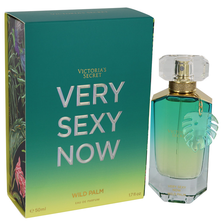 Very Sexy Now Wild Palm by Victoria's Secret Eau De Parfum Spray 1.7 oz Women
