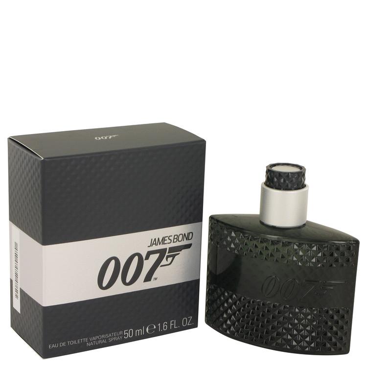 007 by James Bond Eau De Toilette Spray 1.6 oz Men