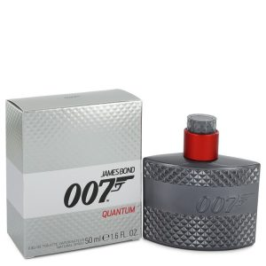 007 Quantum by James Bond Eau De Toilette Spray 1.6 oz Men