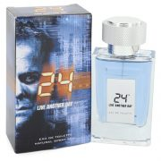 24 Live Another Day by ScentStory Eau De Toilette Spray 1.7 oz Men