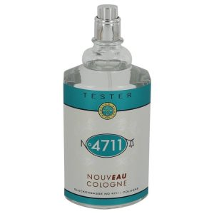 4711 Nouveau by Maurer & Wirtz Cologne Spray (Unisex Tester) 3.4 oz Men