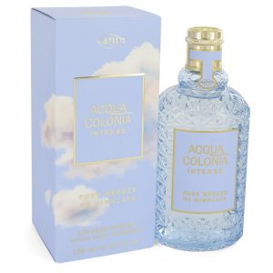 4711 Acqua Colonia Pure Breeze of Himalaya by Maurer & Wirtz Eau De Cologne Intense Spray (Unisex) 5.7 oz Women