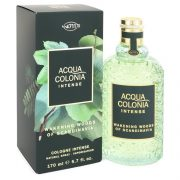 4711 Acqua Colonia Wakening Woods by Maurer & Wirtz Eau De Cologne Intense Spray (Unisex) 5.7 oz Women