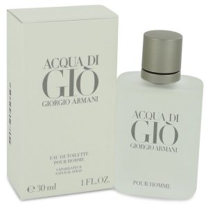 ACQUA DI GIO by Giorgio Armani Eau De Toilette Spray 1 oz Men