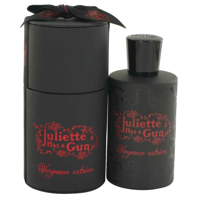 Lady Vengeance Extreme by Juliette Has a Gun Eau De Parfum Spray (Tester) 3.3 oz Women