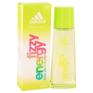 Adidas Fizzy Energy by Adidas Eau De Toilette Spray 1.7 oz Women