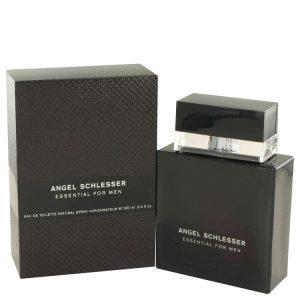 Angel Schlesser Essential by Angel Schlesser Eau De Toilette Spray 3.4 oz Men