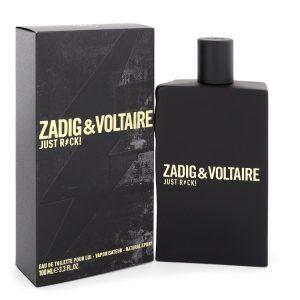 Just Rock by Zadig & Voltaire Eau De Toilette Spray 3.3 oz Men