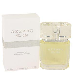 Azzaro Pour Elle by Azzaro Eau De Parfum Refillable Spray 1.7 oz Women