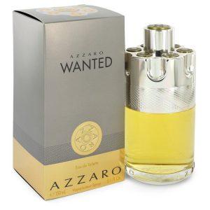 Azzaro Wanted by Azzaro Eau De Toilette Spray 5.1 oz Men
