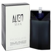 Alien Man by Thierry Mugler Eau De Toilette Refillable Spray 3.4 oz Men