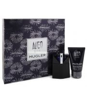 Alien Man by Thierry Mugler Gift Set -- 1.7 oz Eau De Toilette Spray Refillable 1.7 oz Hair & Body Shampoo Men